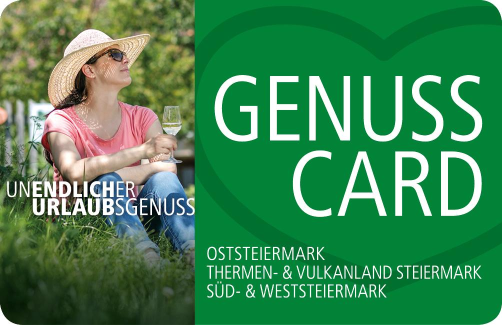 Genuss Card Steiermark